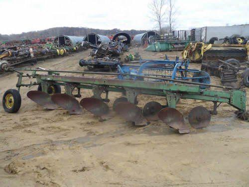 Used John Deere 450 Tillage Parts