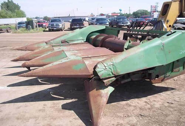 Used John Deere 454a Header Parts