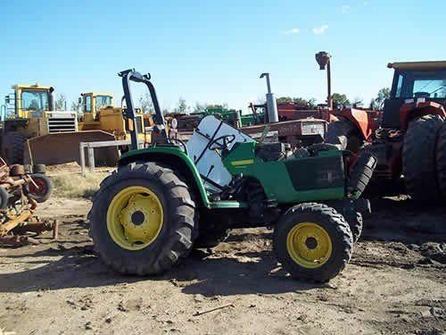 Used John Deere 4600 Tractor Parts