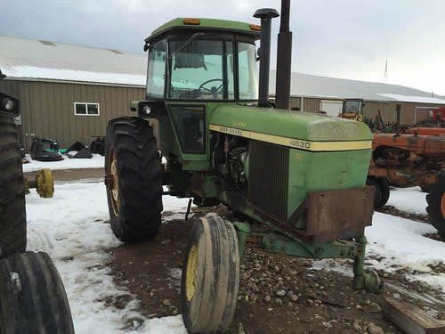 Used John Deere 4630 Tractor Parts