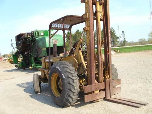 Used John Deere 480 Construction & Industrial Parts