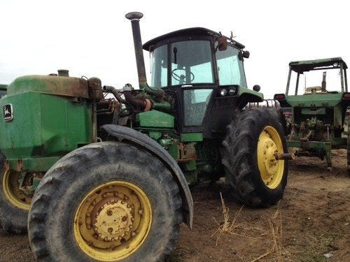 Used John Deere 4850 Tractor Parts