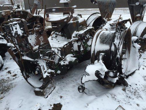 Used 1963 John Deere 5010 Tractor Parts