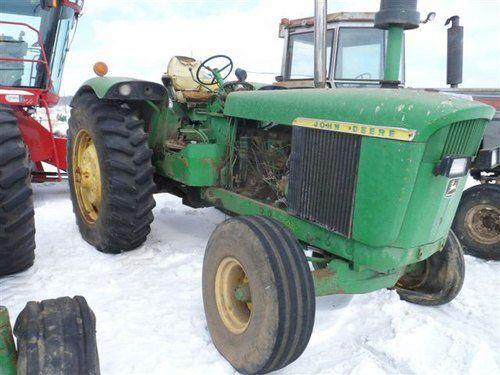 Used John Deere 5020 Tractor Parts