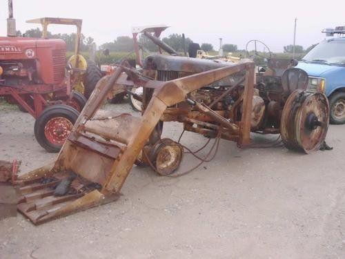 Used John Deere 530 Tractor Parts