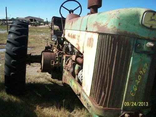 Used John Deere 630 Tractor Parts
