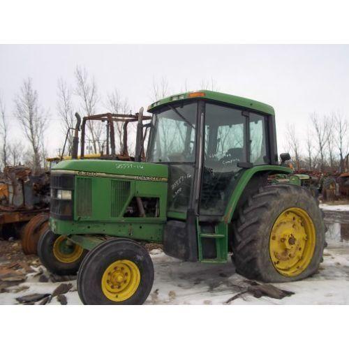 Used John Deere 6300 Tractor Parts