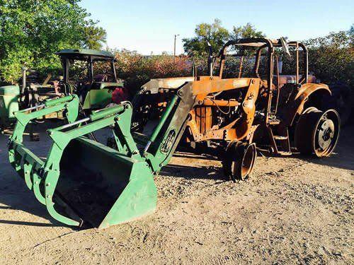Used 2012 John Deere 6430 Tractor Parts