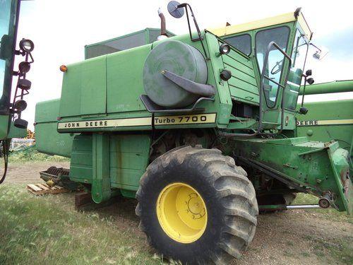 Used John Deere 7700 Combine Parts