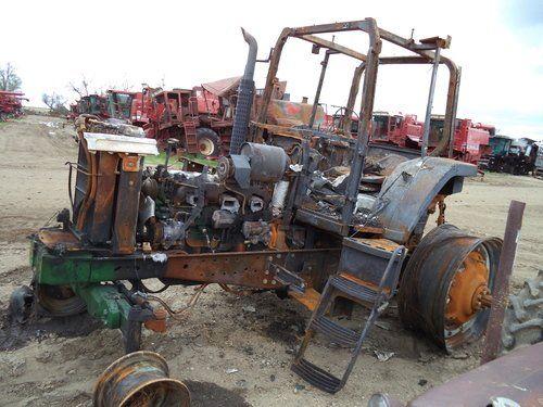 Used John Deere 7710 Tractor Parts
