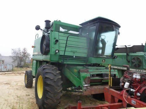 Used John Deere 7720 Combine Parts