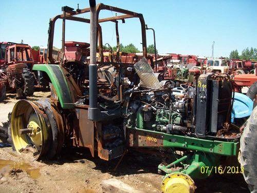 Used John Deere 7800 Tractor Parts
