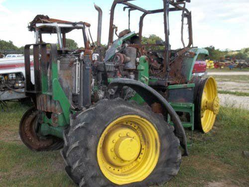 Used 2003 John Deere 7810 Tractor Parts