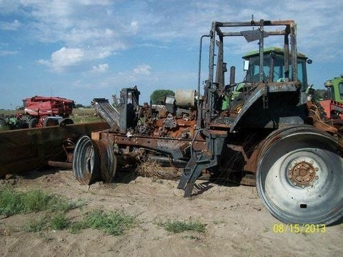 Used John Deere 7810 Tractor Parts