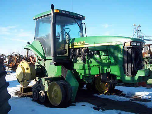 Used John Deere 8410T Tractor Parts