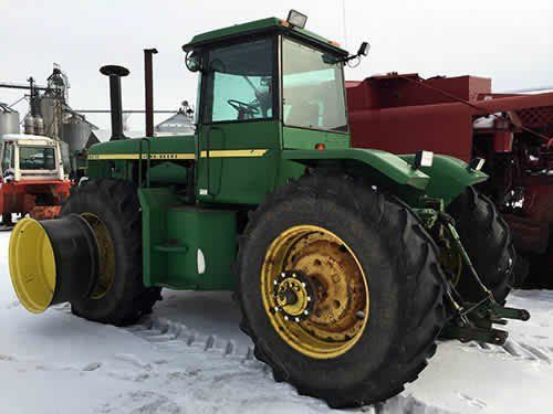 Used John Deere 8630 Tractor Parts