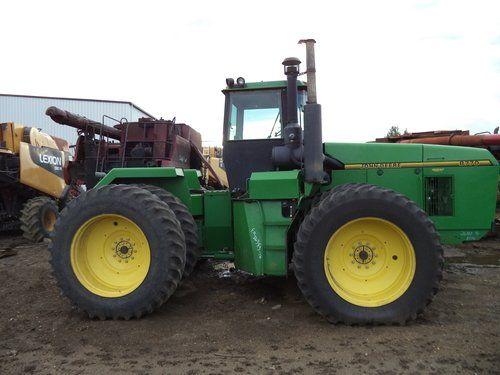 Used John Deere 8770 Tractor Parts