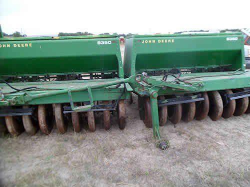 Used John Deere 9350 Drill Parts