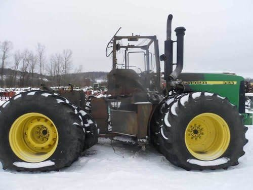 Used 2000 John Deere 9400 Tractor Parts