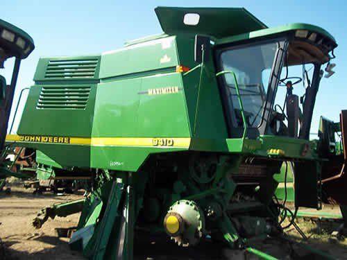 Used 1999 John Deere 9410 Combine Parts