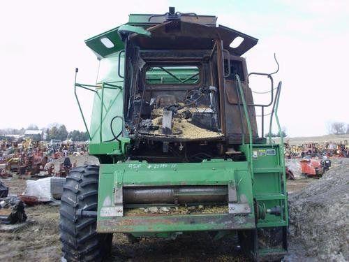Used John Deere 9510 Combine Parts