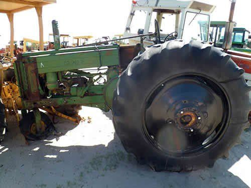 Used John Deere A Tractor Parts