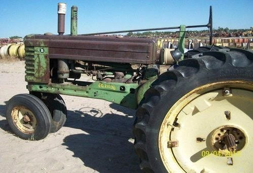 Used John Deere B Tractor Parts