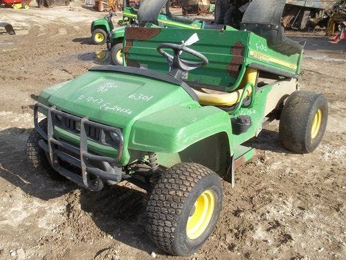 Used John Deere gator tx UTV Parts