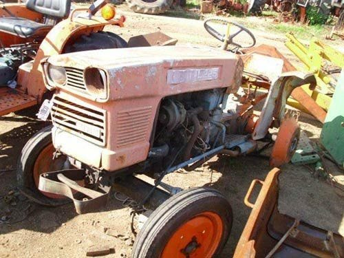 Used Kubota L225 Tractor Parts