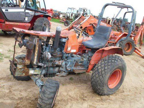 Used Kubota L2350 Tractor Parts