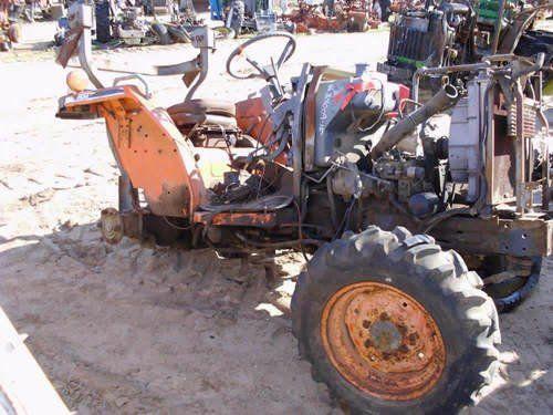Used Kubota L3010 Tractor Parts