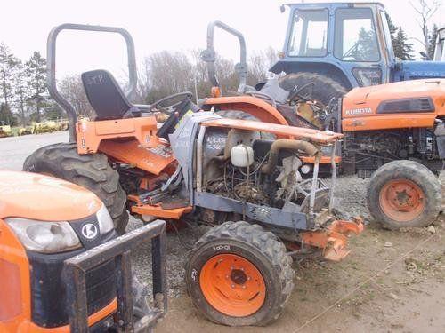 Used Kubota L3300 Tractor Parts