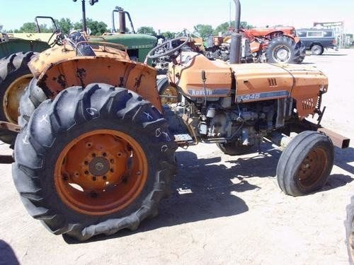 Used Kubota l345 Tractor Parts