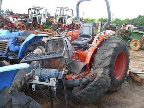 Used Kubota L3710 Tractor Parts
