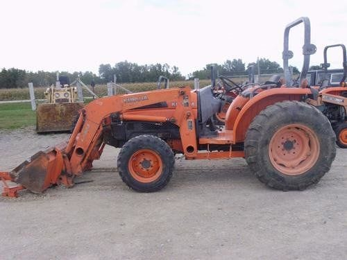 Used Kubota l4330 Tractor Parts