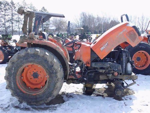 Used Kubota L4600 Tractor Parts