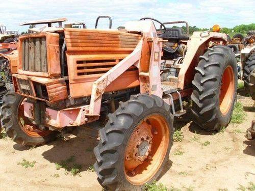 Used Kubota m4950 Tractor Parts