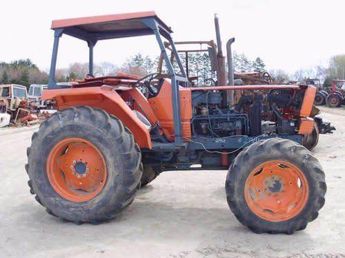 Used Kubota M6950 Tractor Parts