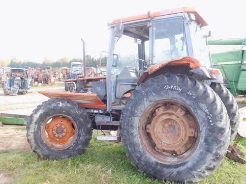 Used Kubota M8580 Tractor Parts
