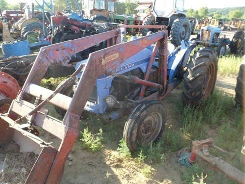 Used Leyland 154 Tractor Parts