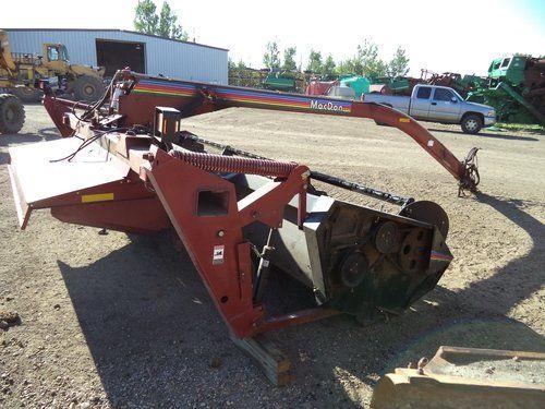 Used 2001 Macdon 5010 Hay Cutting Parts