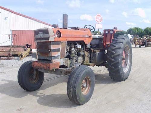 Used Massey Ferguson 1100 Tractor Parts