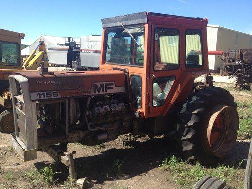 Used Massey Ferguson 1155 Tractor Parts