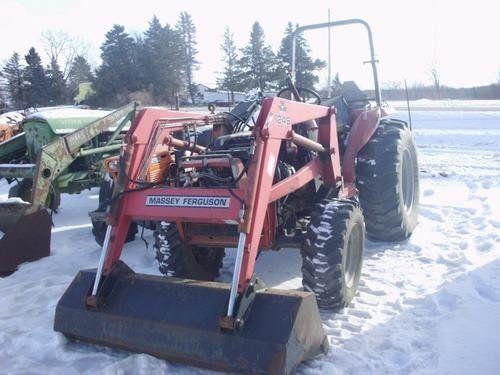 Used Massey Ferguson 1250 Tractor Parts
