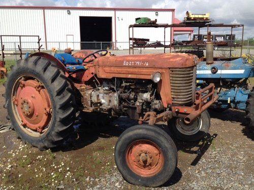 Used Massey Ferguson 130 Tractor Parts