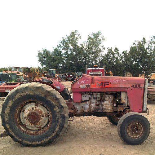 Used Massey Ferguson 285 Tractor Parts