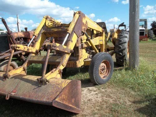 Used Massey Ferguson 3165 Tractor Parts