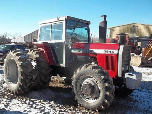 Used Massey Ferguson 3545 Tractor Parts