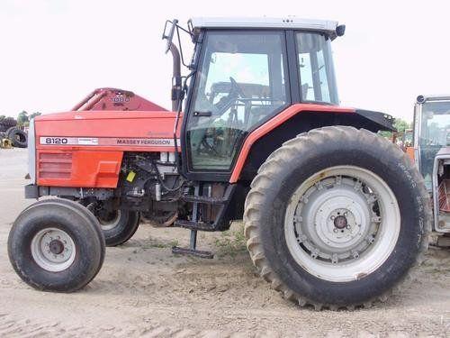 Used Massey Ferguson 8120 Tractor Parts