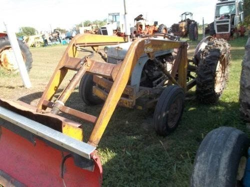 Used Massey Ferguson TO30 Tractor Parts